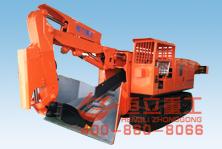 ZWY-100/45L履带扒渣机