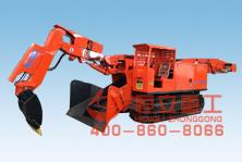 ZWY-80/45L履带扒渣机