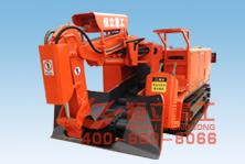 ZWY-80/37L履带扒渣机